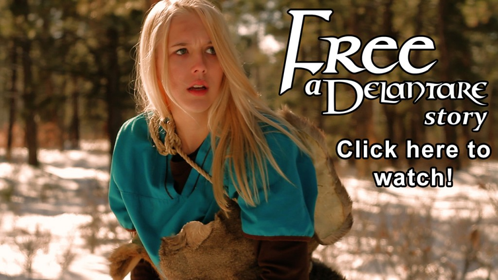 Free: A Delantare Story - Short film by Standing Sun Productions starring Paige Awtrey