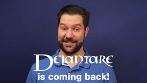 Delantare is coming back! | Delantare Production Update Vlog