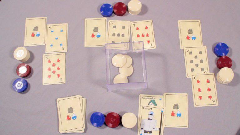 How to Play Tulvair Draw - A Delantare Fantasy Card Game